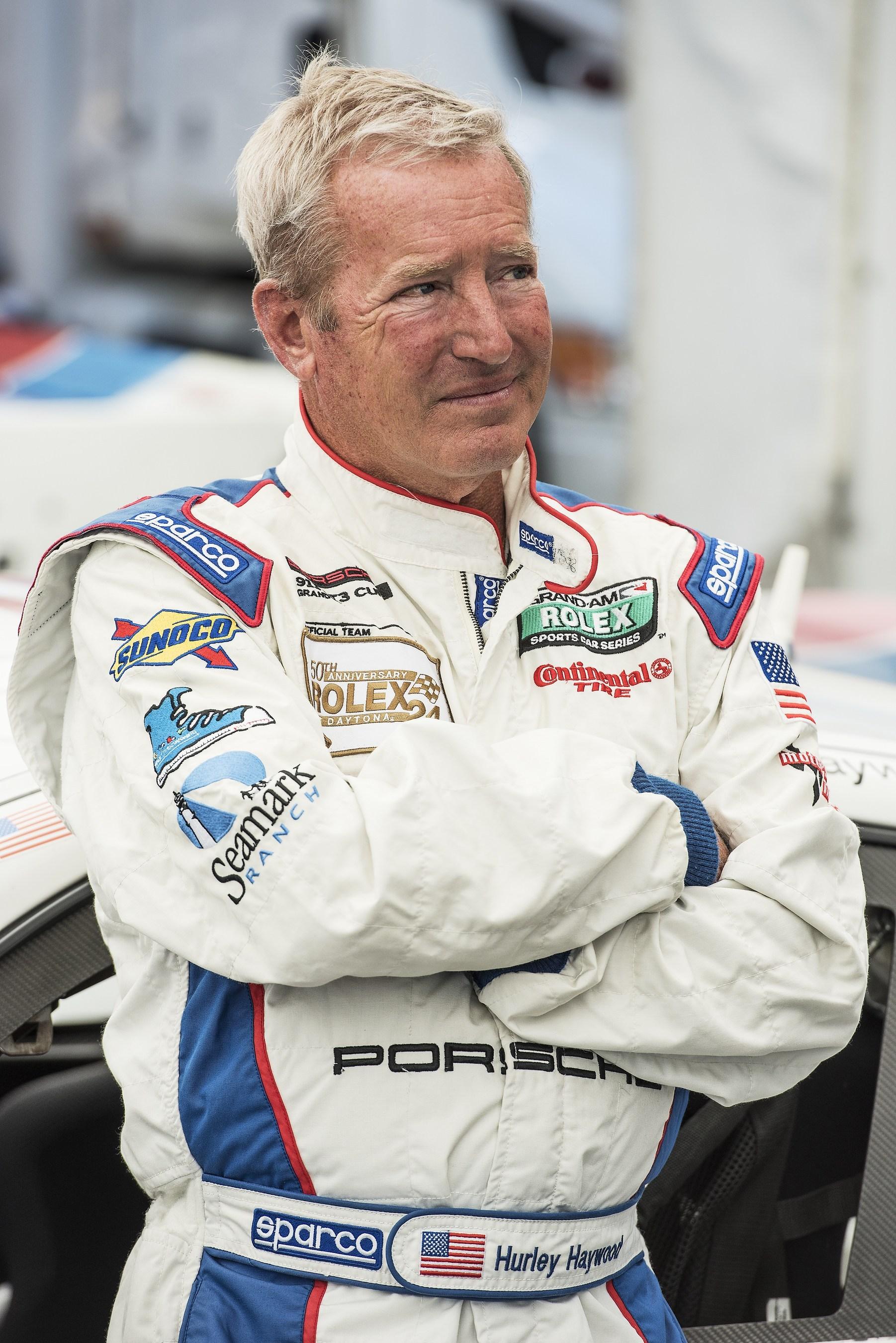 Porsche Rennsport Reunion VI - Hurley Haywood