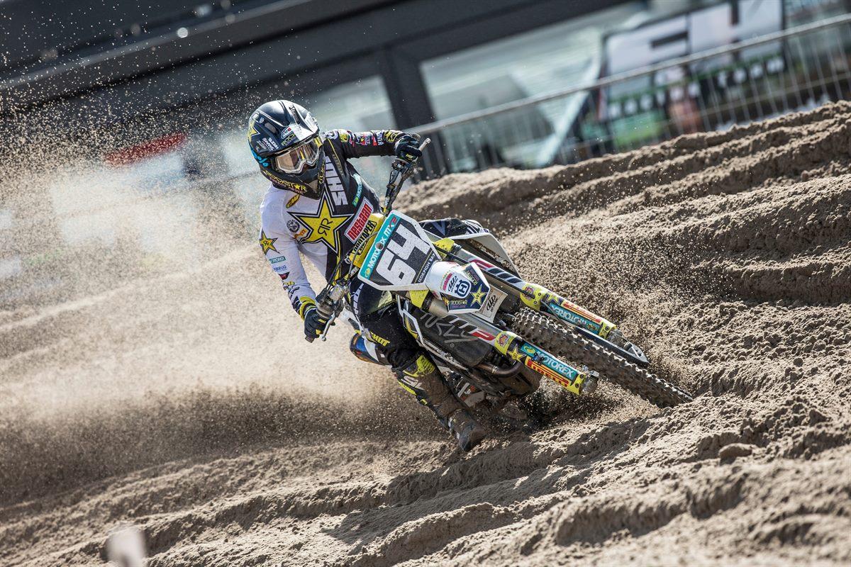 Thomas Covington - Rockstar Energy Husqvarna Factory Racing - Assen