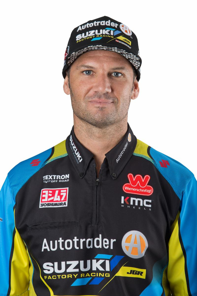 Two-time World Supercross Champion - Chad Reed - Monster Energy Cup