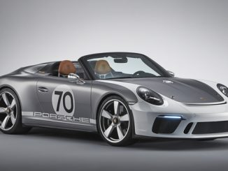 Porsche Cars North America 911 Speedster Concept