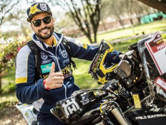 Pablo Quintanilla - Rockstar Energy Husqvarna Factory Racing - Morocco Rally