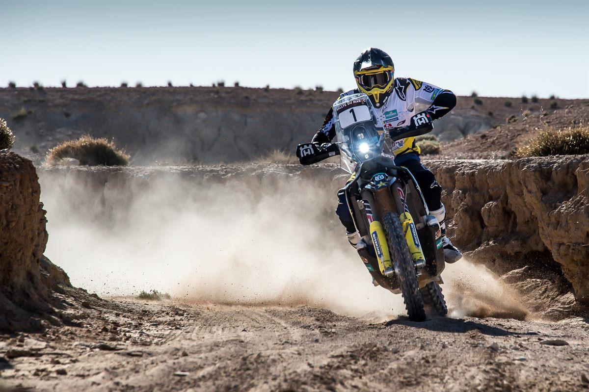 Pablo Quintanilla – Rockstar Energy Husqvarna Factory Racing - Morocco Rally