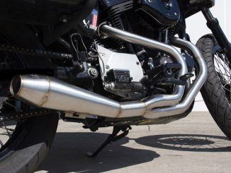 Two Brothers Racing - Harley Davidson Sportster 2-1 GEN2 System