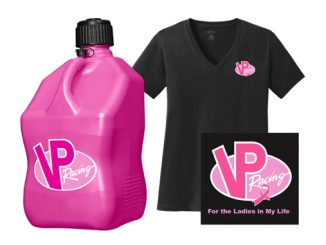 VP Racing Fuels Campaigns for Breast Cancer Awareness