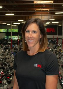 National Powersport Auctions - Jaclyn Mayer Headshot