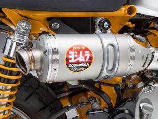 2019 Honda Monkey with Yoshimura RS-3 FS SS-SS-TI - 678