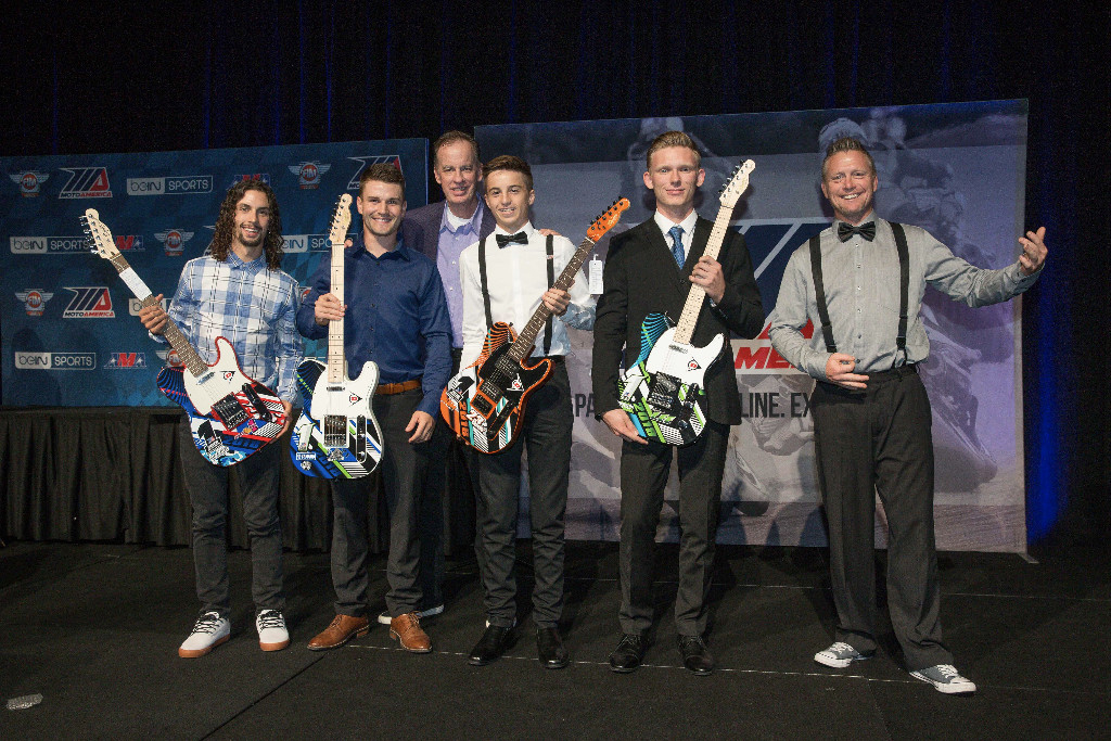 MotoAmerica Night of Champions - We are the champions