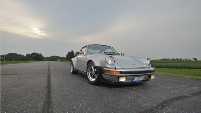 Mecum Chicago - 1979 Porsche 930 Turbo Purchased New by NFL Legend Walter Payton (Lot S134)