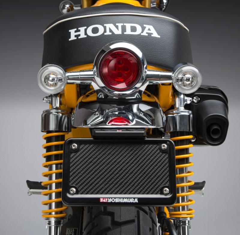 2019 Honda Monkey with Yoshimura Fender Eliminator Kit