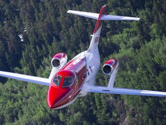 Honda Aircraft Company Announces Performance Package for the HondaJet HA-420