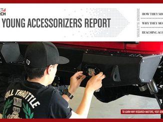 2018 SEMA Young Accessorizers Report