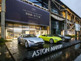 Aston Martin's House of Beautiful