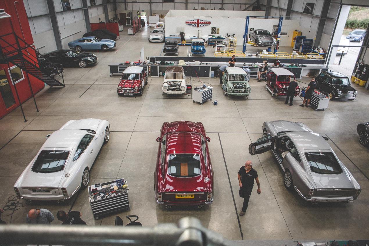 David Brown Automotive