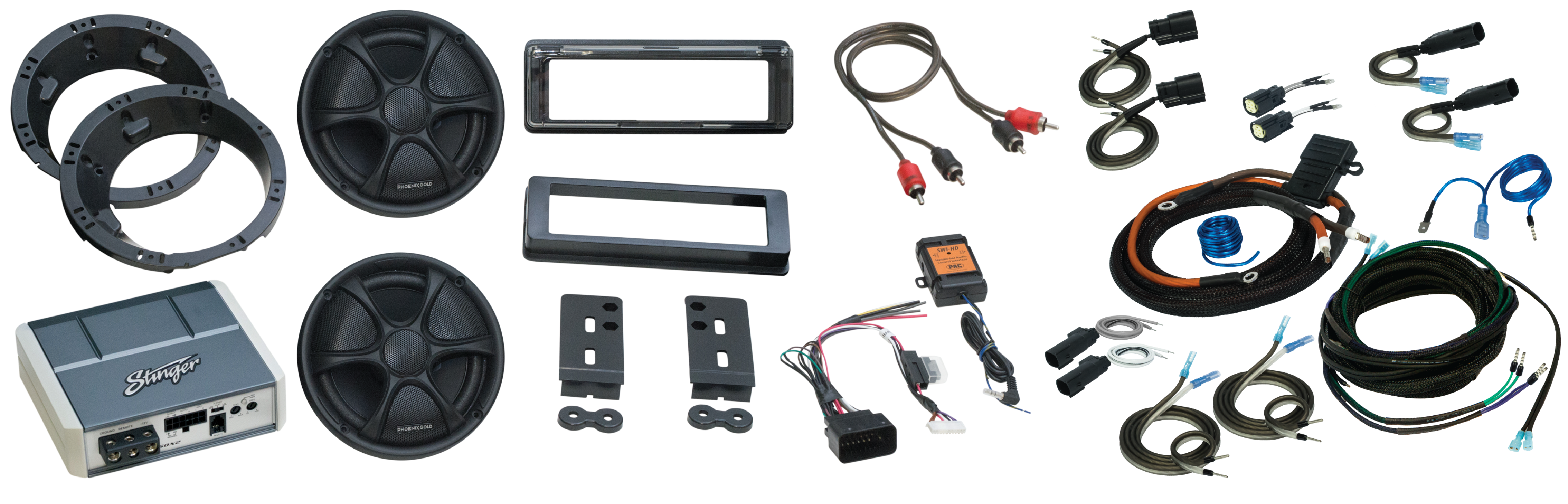 Stinger Announces Complete 2-Channel Upgrade Kit for Harley-Davidson