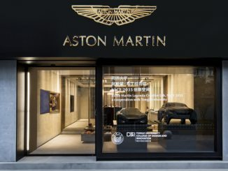 Aston Martin Opens First Overseas Design Studio in China