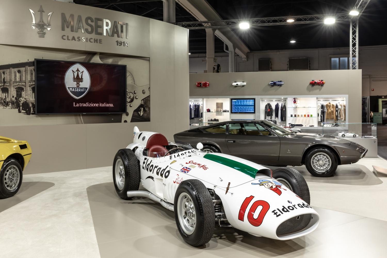 Maserati Padova Salone Auto d'Epoca 2018 Eldorado