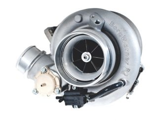 BorgWarner's new EFR 9280 super-core turbochargers