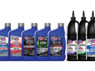 VP Racing Fuels Launches Custom Blend Lubricants for Custom Needs