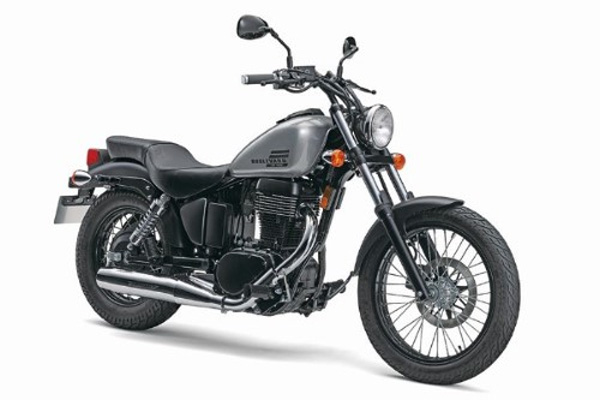2019 Suzuki Boulevard S40 in Metallic Oort Gray