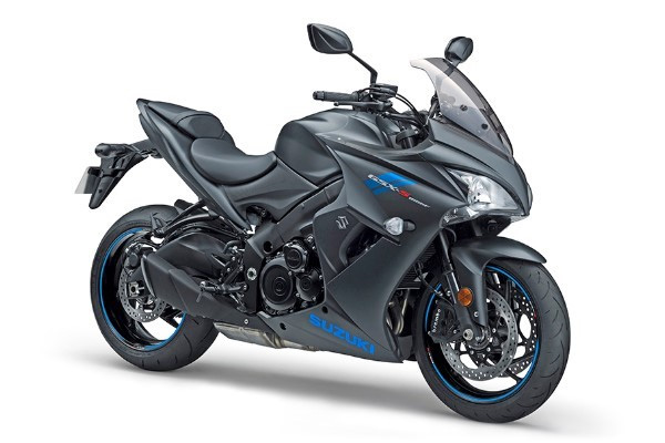 2019 Suzuki GSX-S1000FZ in Metallic Matte Black