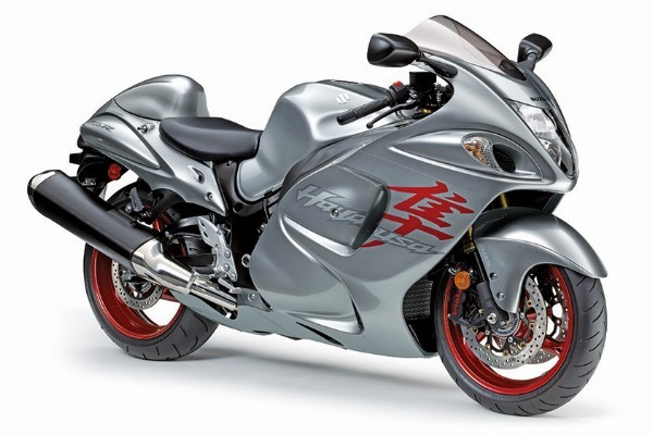 2019 Suzuki Hayabusa in Metallic Oort Gray