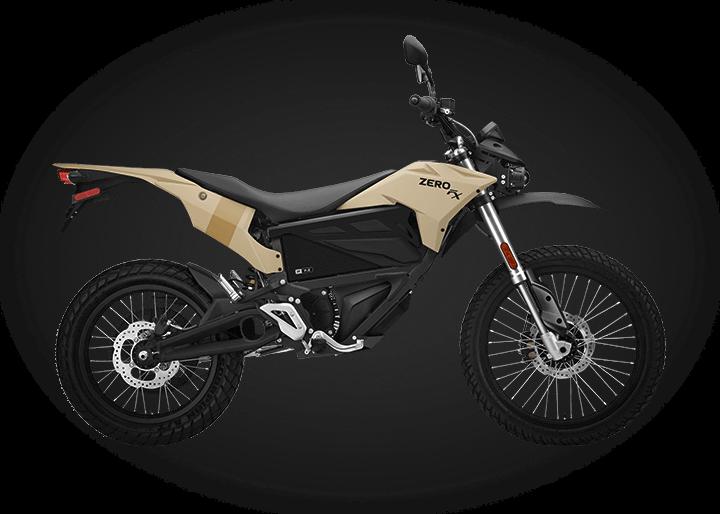 2019 zero motorcycles fx