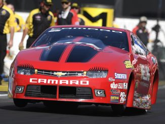 AAA Texas NHRA Fallnationals - Pro Stock - Erica Enders - action