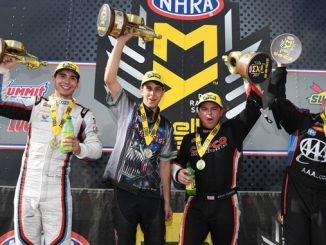 AAA Texas NHRA Fallnationals winners