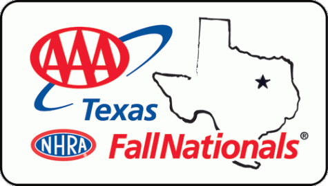 AAA Texas NHRA Fallnationals