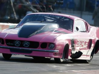 Biehle II Current No.1 Pro Mod Qualifier - AAA Texas NHRA Fallnationals