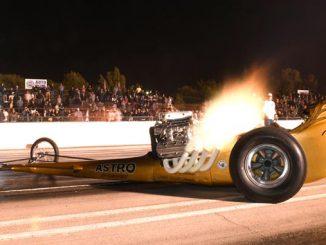 California Hot Rod Reunion kicks off at Famoso Raceway