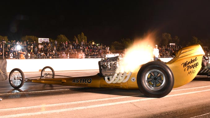 California Hot Rod Reunion kicks off at Famoso Raceway
