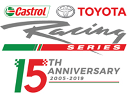 Castrol Toyota Racing Series - 15th Anniversary