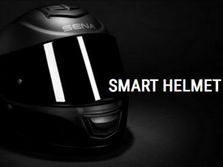 DigiLens Sena Smart Helmet