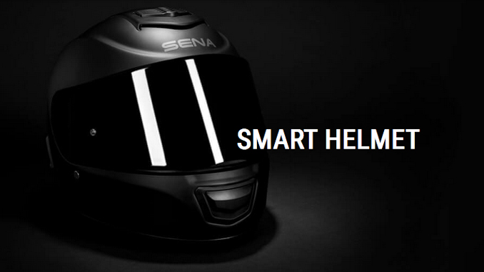 DigiLens Sena Smart Helmet