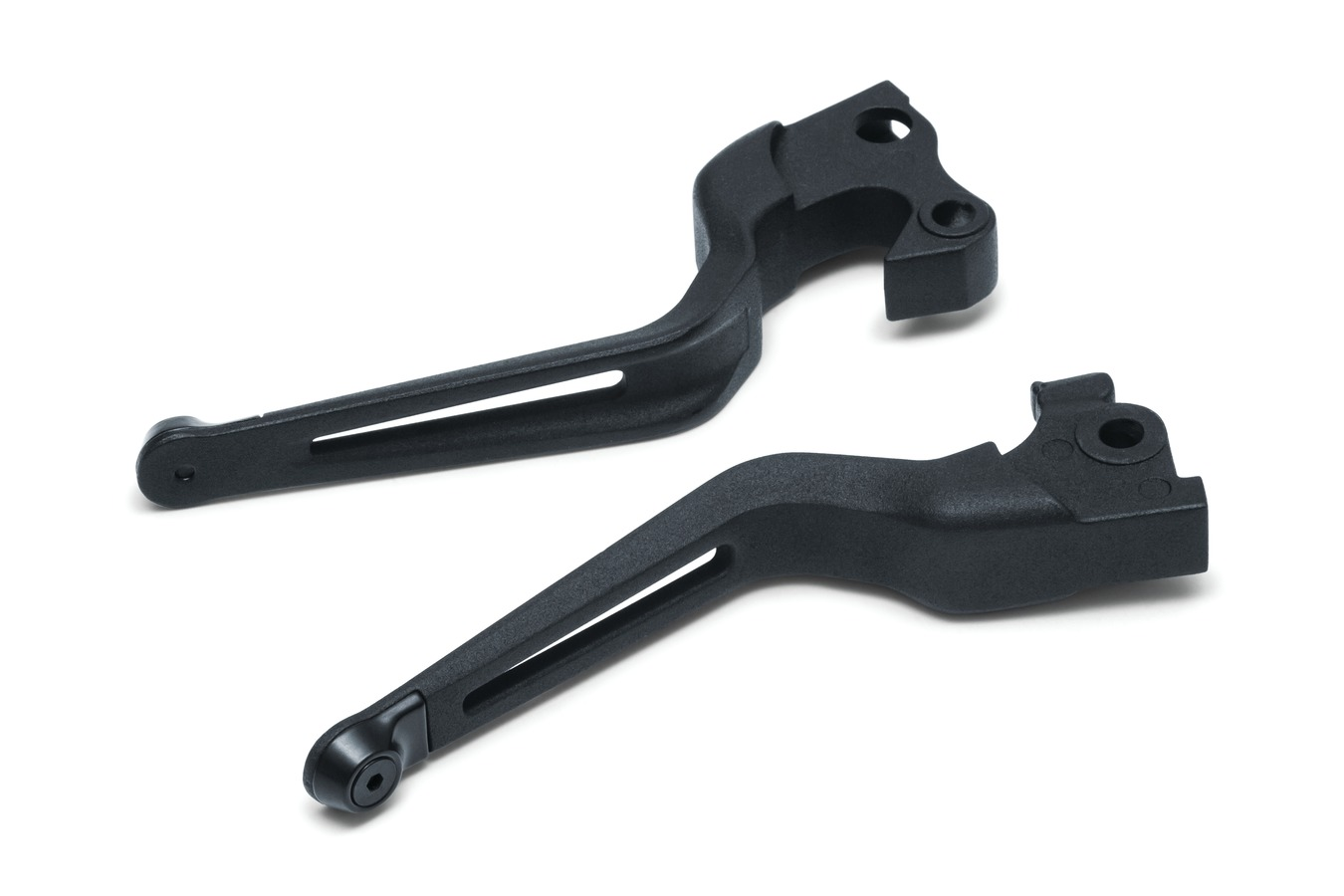 Dillinger Collection Levers BK satin
