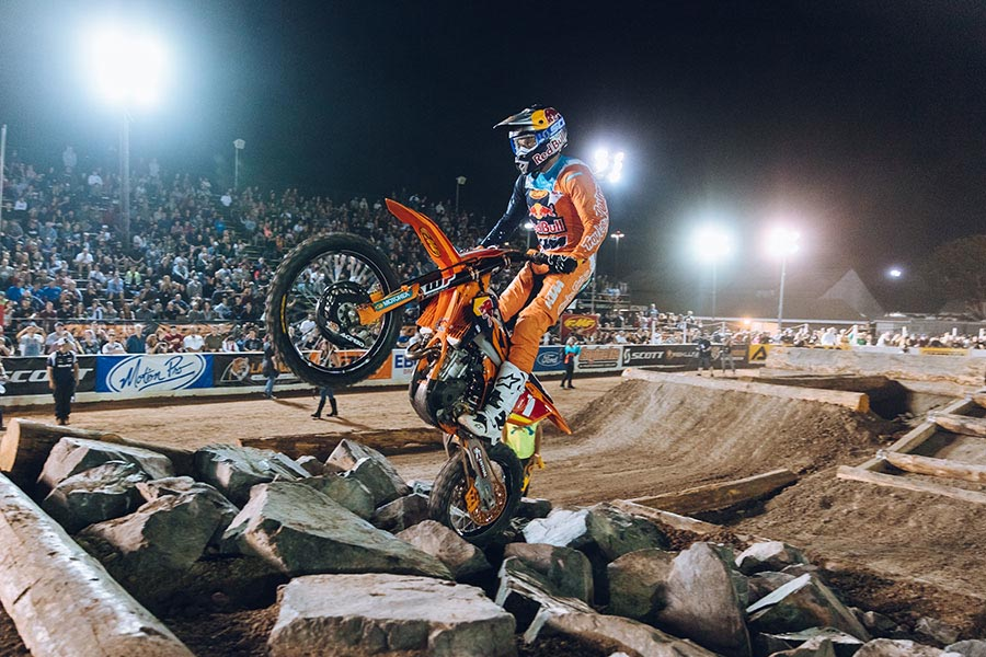 Denver Endurocross - Cody Webb