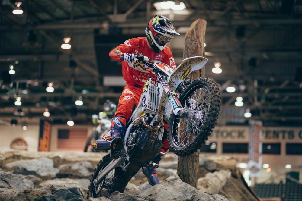 Denver Endurocross - Colton Haaker