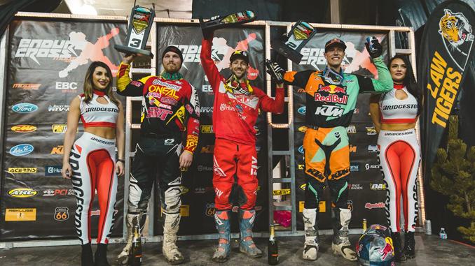 Everett EnduroCross - Rockstar Energy Husqvarna Factory Racing Off Road's Colton Haaker (Photo- Tanner Yeager)