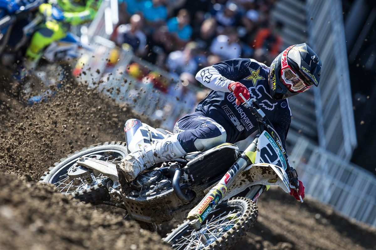 Gautier Paulin – Rockstar Energy Husqvarna Factory Racing - MXGP of Italy