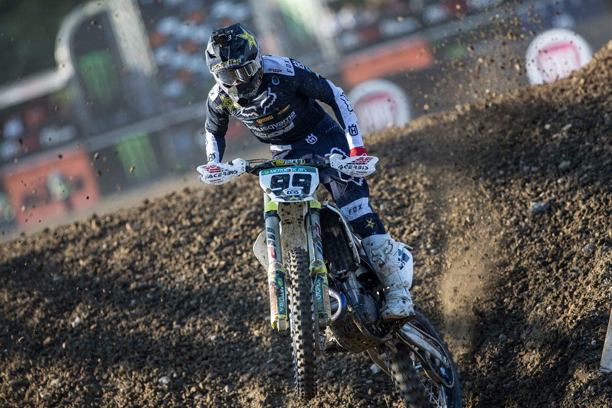 Max Anstie – Rockstar Energy Husqvarna Factory Racing - MXGP of Italy