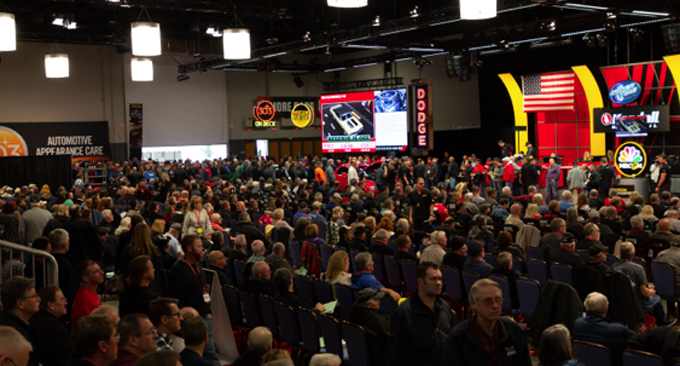 Mecum Chicago Auction