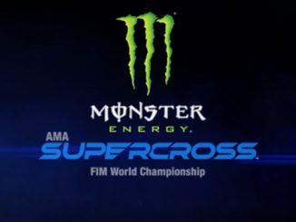 Monster Energy Supercross logo