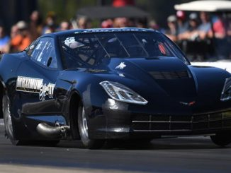 NHRA Carolina Nationals - Hord secures No. 1 Pro Mod qualifying position in Charlotte