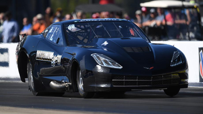 Nhra Carolina Nationals Hord Secures No Pro Mod Qualifying Position In Charlotte