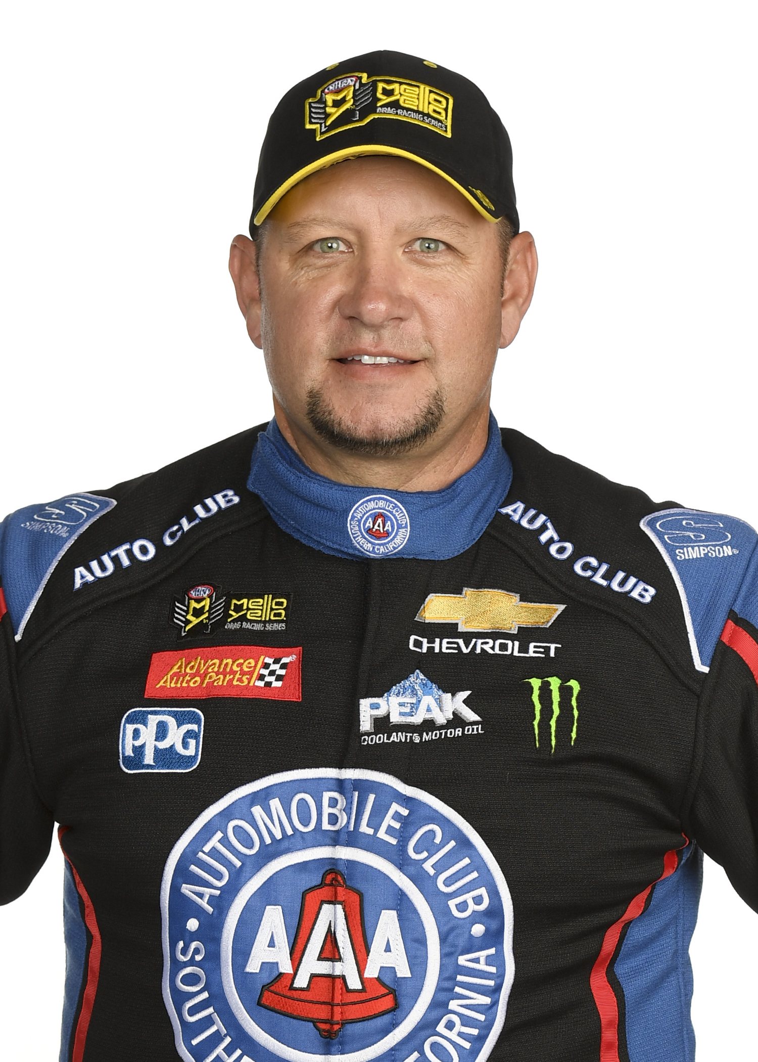 NHRA Funny Car Robert Hight