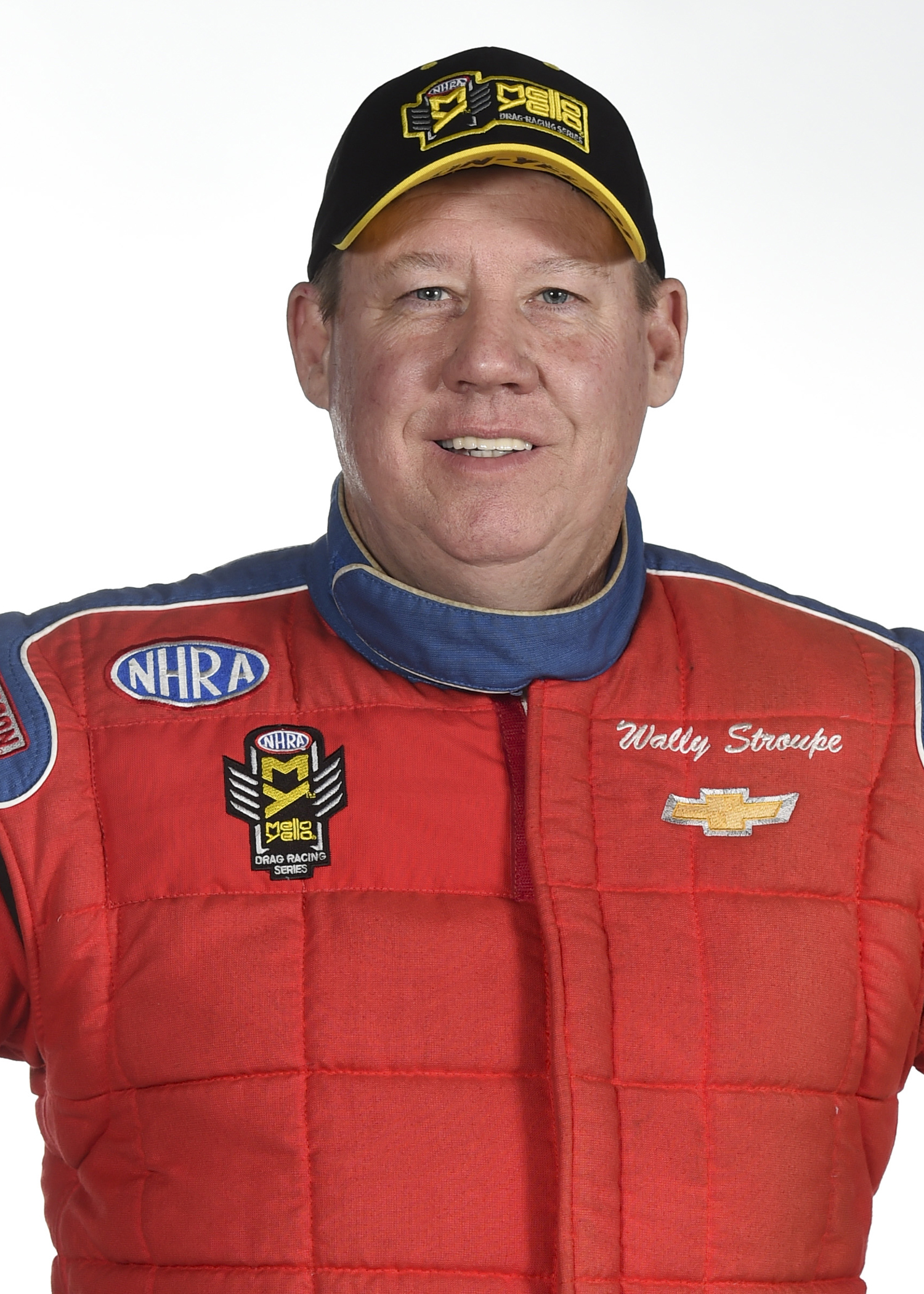 NHRA Rookie - Pro Stock - Wally Stroupe
