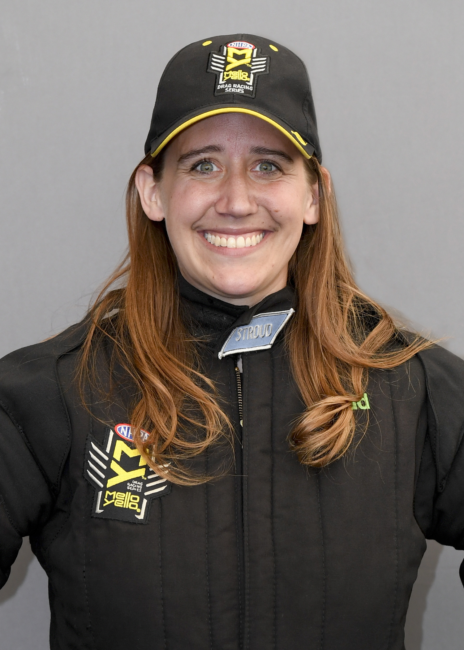 NHRA Rookie - Top Fuel - Audrey Worm