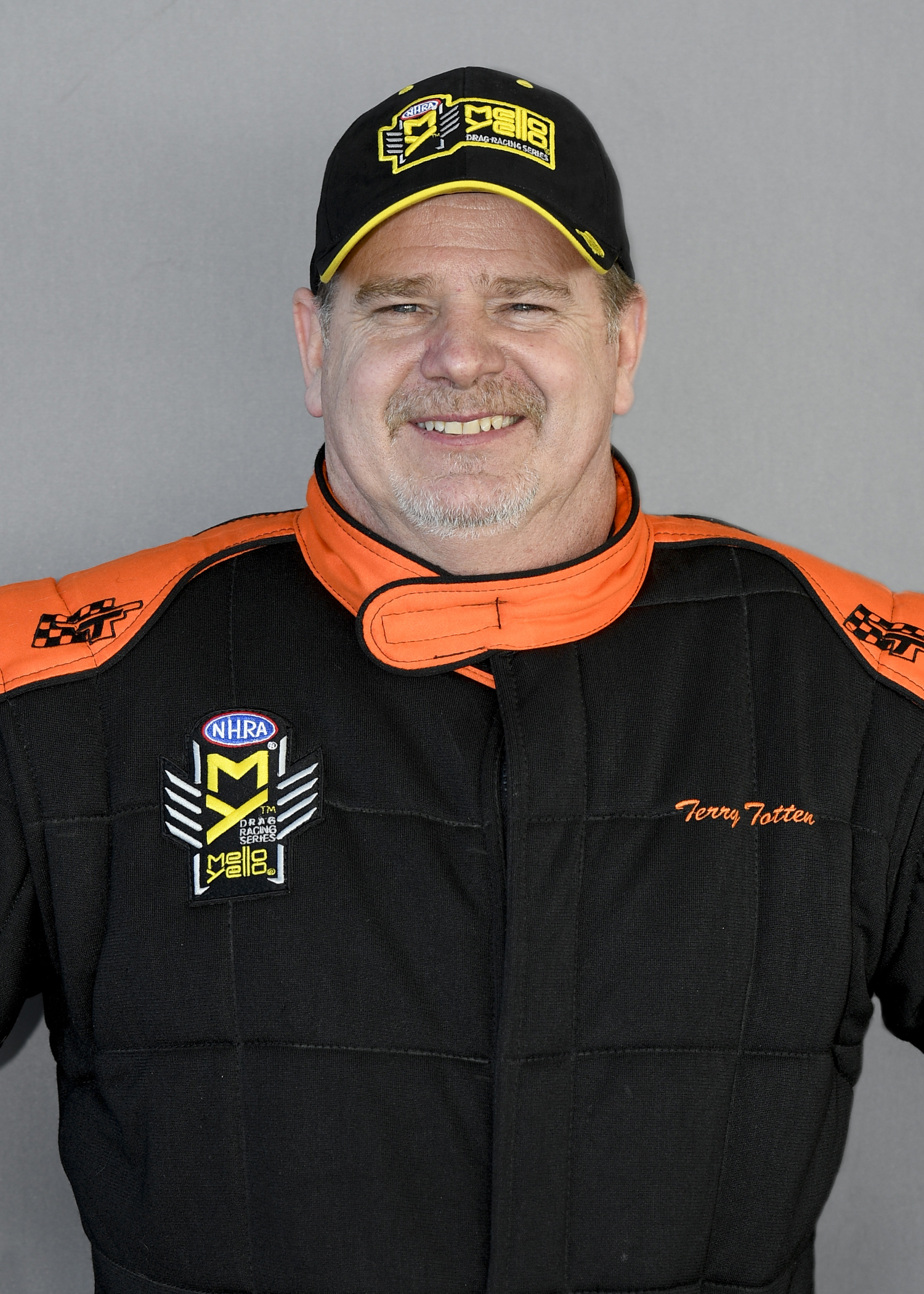 NHRA Rookie - Top Fuel - Terry Totten