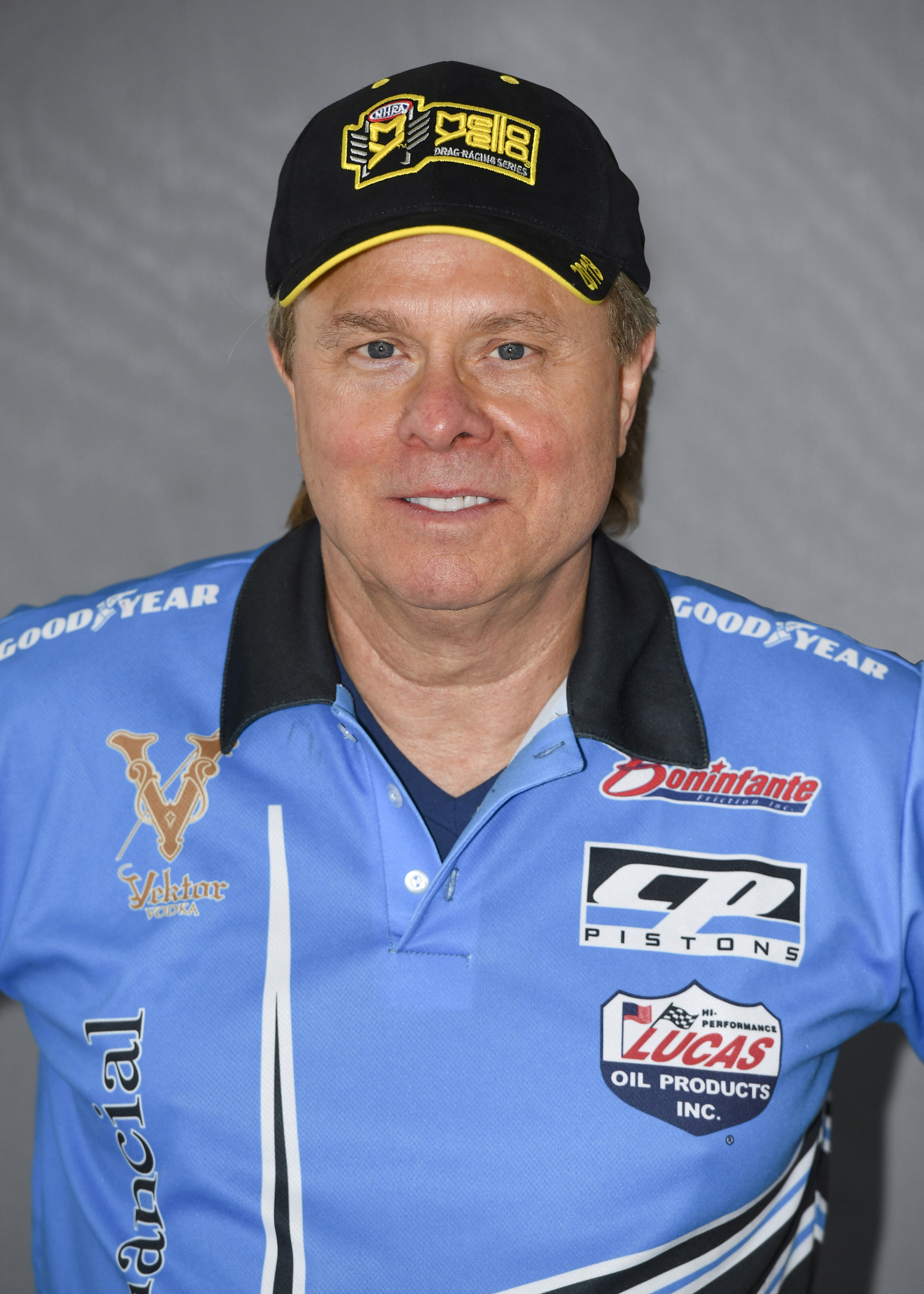 NHRA Rookie - Top Fuel - Bill Litton